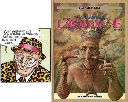 François Boucq 1984 / Francis Masse 1983