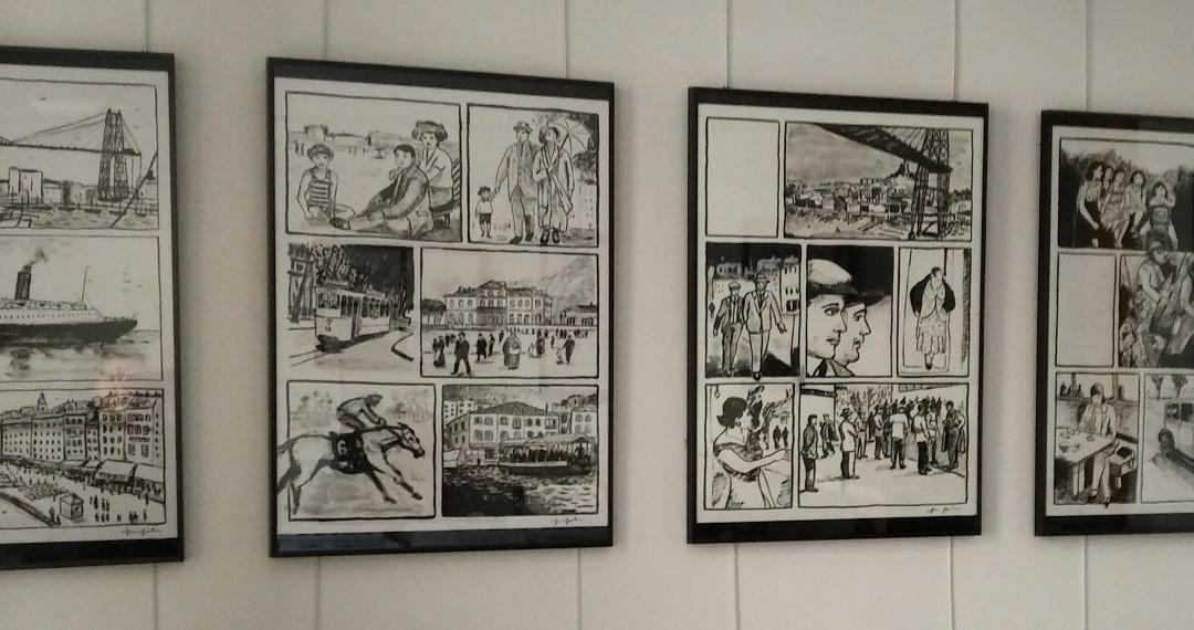 Exposition Jean-Marc Pontier, rencontre avec Rebecca Lighieri / Emmanuelle Bayamack-Tam